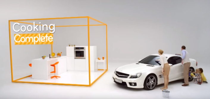 Smart Home LG, Smart ThinQ Technology