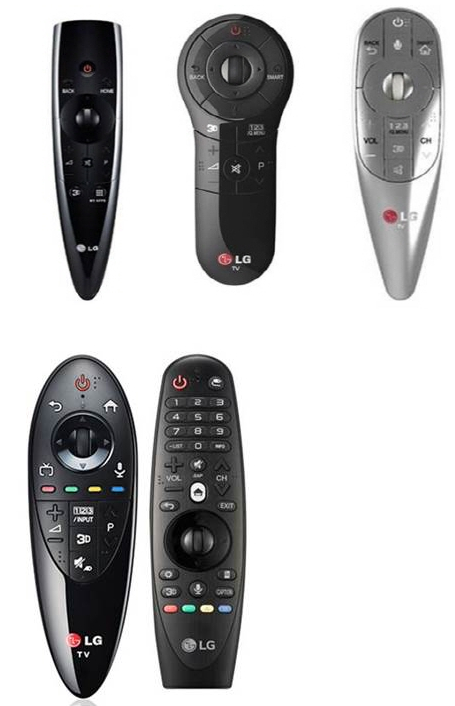LG magic remote, standard remote not working, how to fix