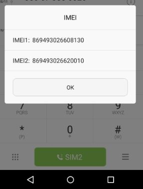 What is IMEI code in the phone decoder, explained