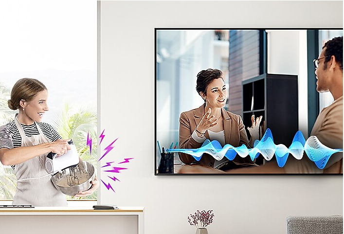 Active Voice Amplifier on Samsung TVs What is it?