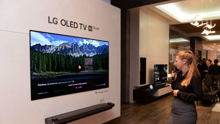 How to turn on Wi-Fi on LG TV