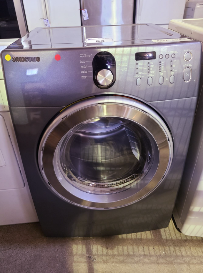 How to reset Samsung dryer